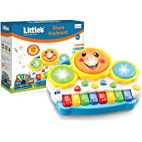Little's Drum Keyboard Musical Toy