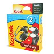 Funsaver One Time Use Film Camera (2-pack)