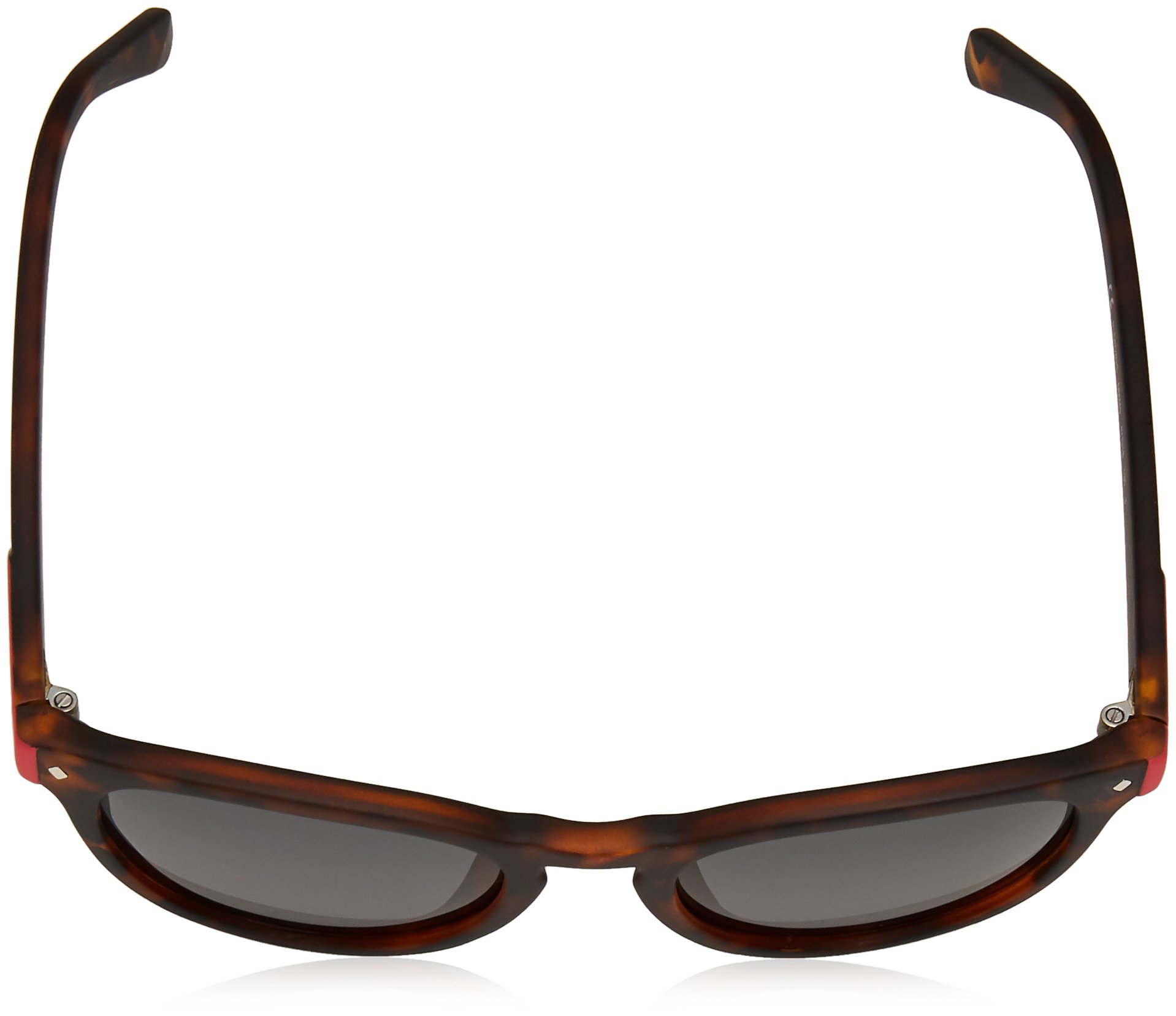 Polaroid Sunglasses Girls' Pld8026s Polarized Oval Sunglasses, DKHAVANA, 47 mm by Polaroid Sunglasses (Image #4)