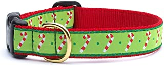 product image for Up Country Candy Canes Dog Collars