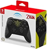 Nintendo Switch USB-C Wireless HORIPAD (Zelda) By HORI - Officially Licensed By Nintendo