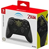 Hori Wireless HORIPAD - Para Nintendo Switch - Liciencia Oficial para Nintendo - Edición Zelda (Geris) - Zelda Edition