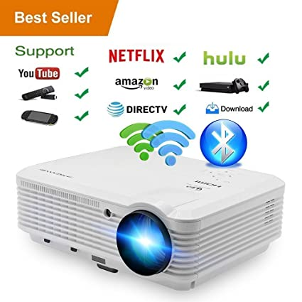 can you hook up iphone to projector