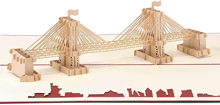 Make your own suspension bridge out of recycled materials. Engineering 201:  DIY Recycled Suspension Bridge from Left Brain Craft Brain #stem …    Doprava, Děti, Voda   355x733