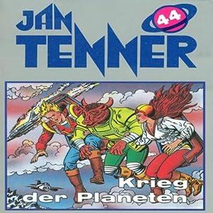 Krieg der Planeten (Jan Tenner Classics 44) Hörspiel
