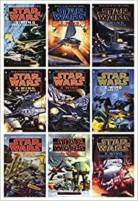 Kit Timbre ORIGAMIX STAR WARS X WING 2015 NEUF scellé stamp set Star Wars