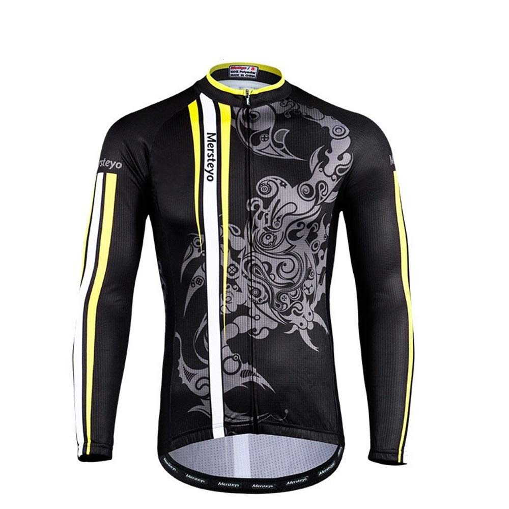 Fahrrad Reitanzug Sommer Outdoor Sport Konjac Printed Langarmtrikot Jacke Radsportausrüstung Fahrrad Trikot LPLHJD