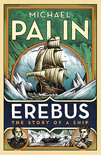 Erebus: The Story of a Ship Front Cover