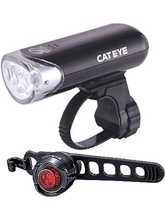 Rear Light Set CatEye Orb Front