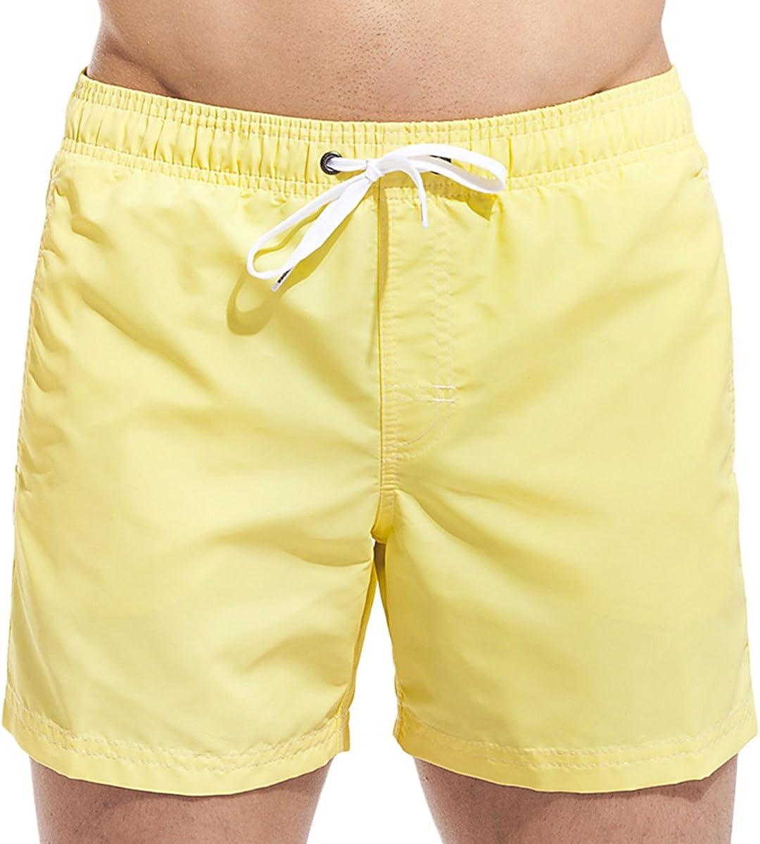 Sundek Arancio Pantaloncini da bagno Uomo 504