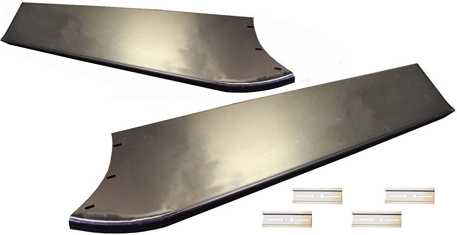 1940 1941 FORD PICKUP TRUCK  FRONT FLOOR PANS PAIR