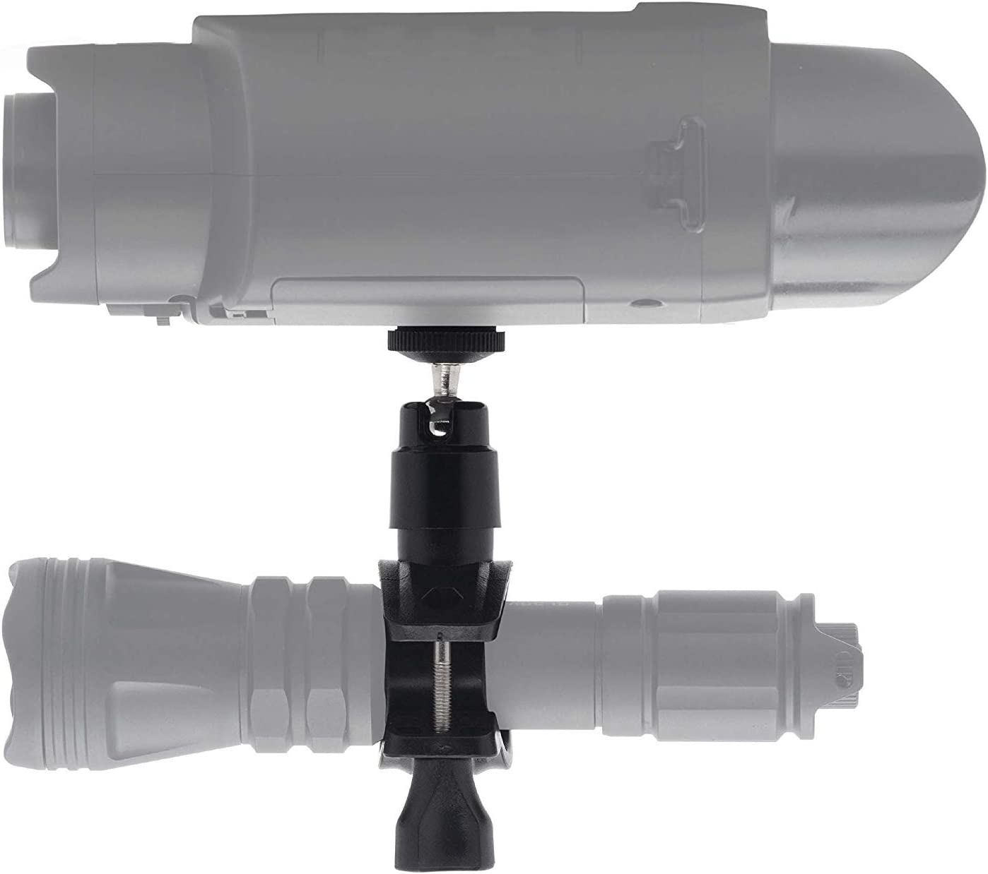 for Cameras and Night Vision Monoculars Nightfox Adjustable Torch Tripod Mount