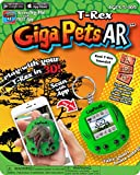 Giga Pets AR T-Rex Dinosaur Virtual Pet, Green