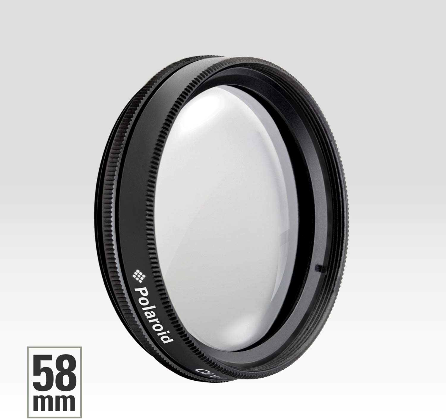 Compatible w// All Popular Camera Lens Models For /'On Location/' Color Saturation Polaroid Optics 40.5mm Multi-Coated Circular Polarizer Filter CPL Contrast /& Reflection Control