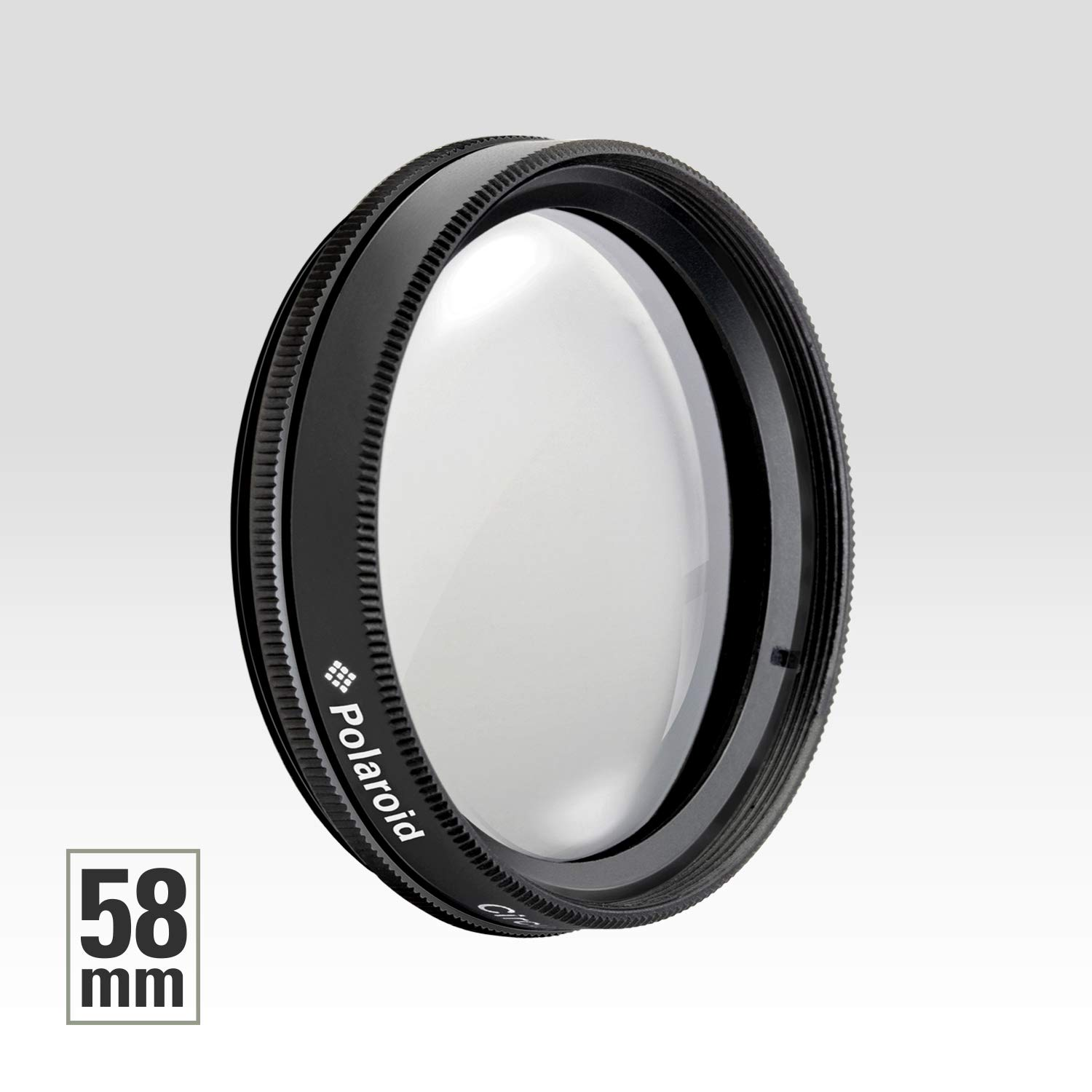For /'On Location/' Color Saturation Contrast /& Reflection Control 62 mm Polaroid Optics Multi-Coated Circular Polarizer Filter CPL