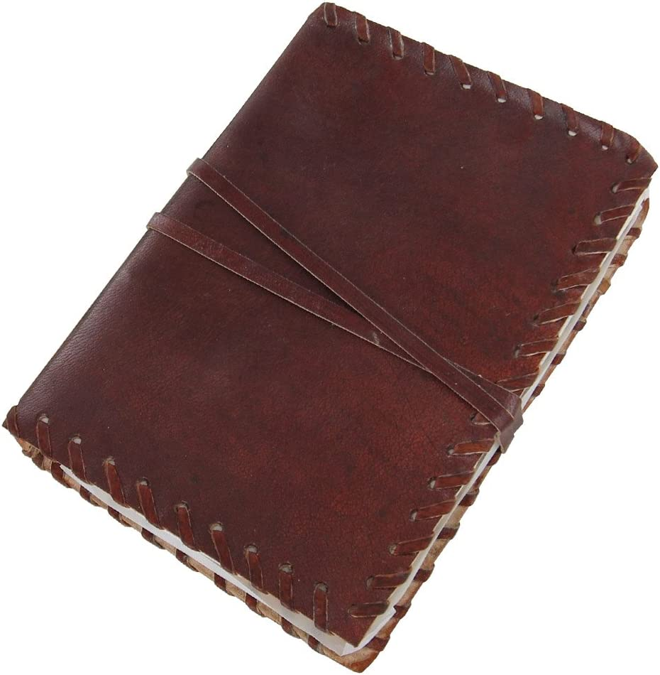 Medieval Renaissance Handmade Leather Diary Journal Thought Book by Armory Replicas