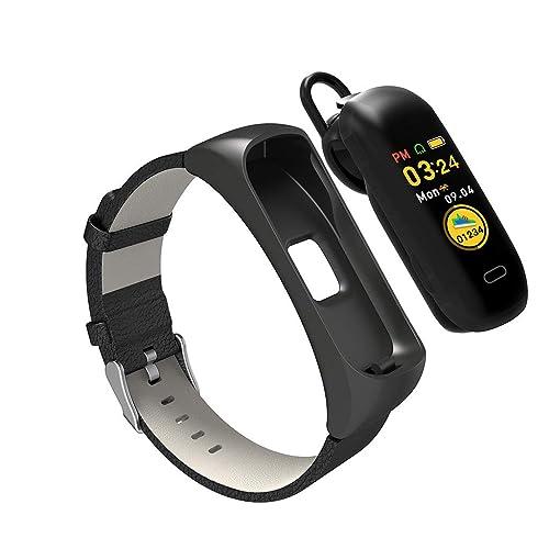 Reloj Inteligente,Reloj Inteligente Pulsera Banda Presión Arterial Monitor de Ritmo cardíaco Actividad a Prueba