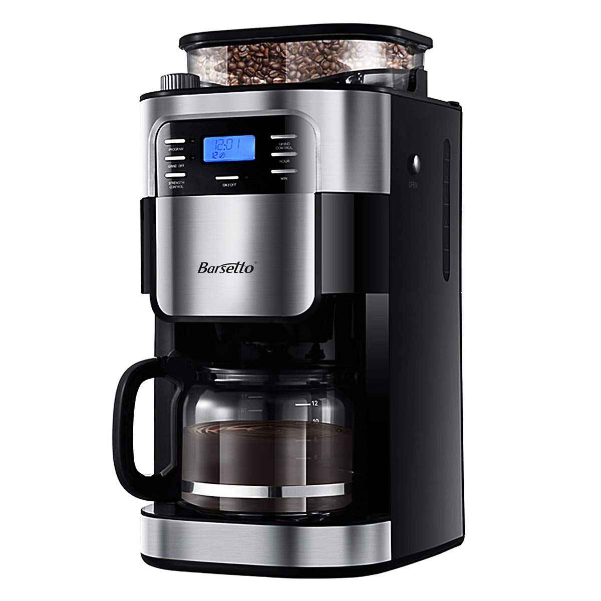 Grind & Brew Automatic Coffeemaker