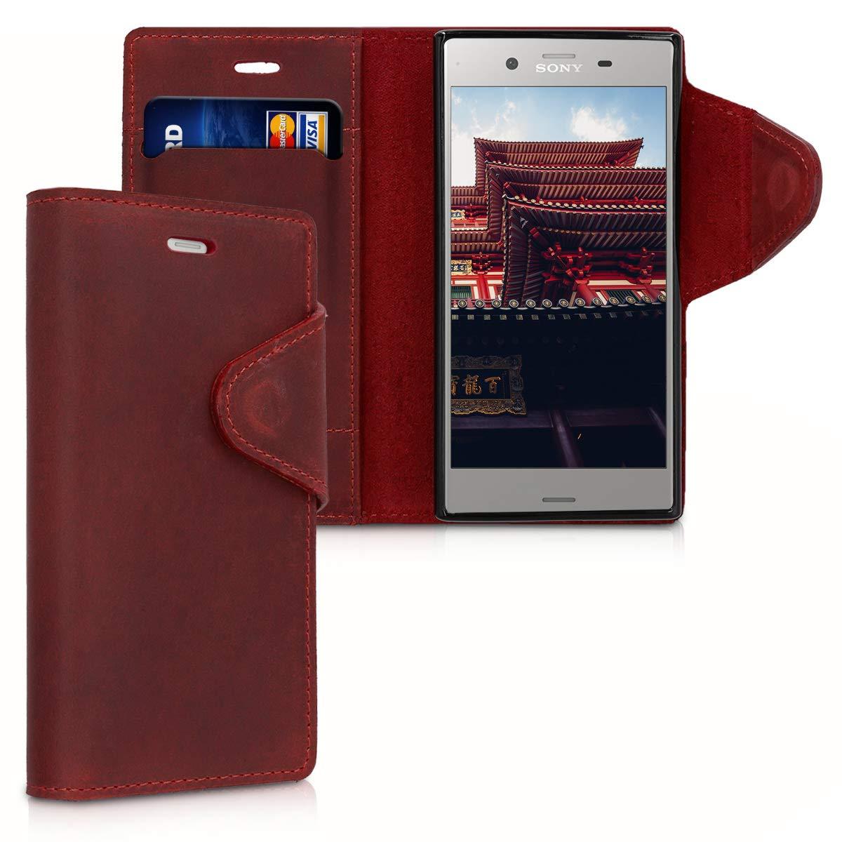 Funda Para Sony Xperia XZ1 Compact KALIBRI [7HFGB1R9]
