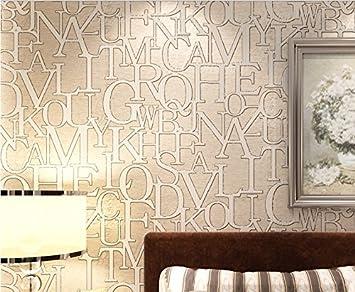 Europäische Moderne Minimalistische Land Wallpaper Roll für ...
