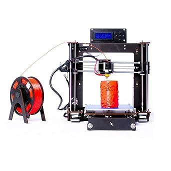 tronxy Impresora 3d Acrylic montar 3d impresora mayor Impresión ...