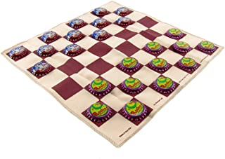 product image for Channel Craft Bottle Cap Checkers with Play Mat - Great for Travel