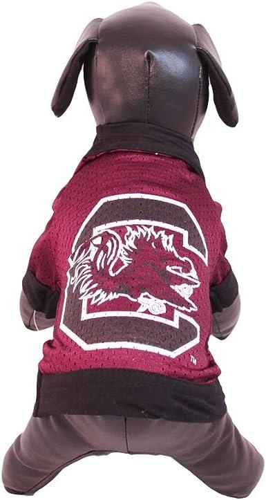 NCAA South Carolina Fighting Gamecocks Pet Jersey Large