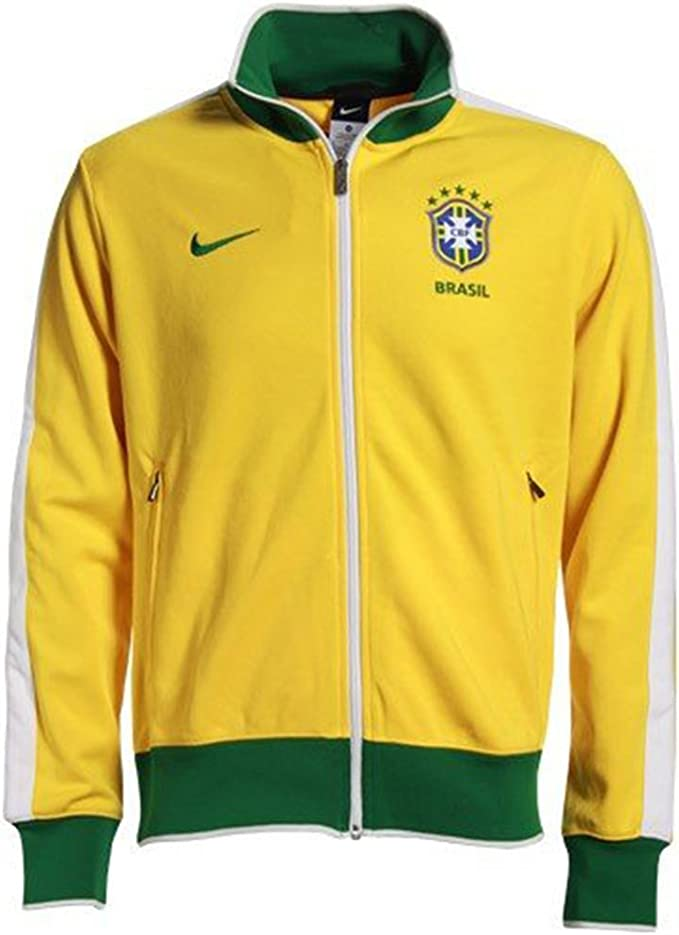 sonrojo encima Cinemática  Amazon.co.jp: Nike Brazil N98 Track Jacket ba-siteximeizu X Pine Green:  Clothing & Accessories