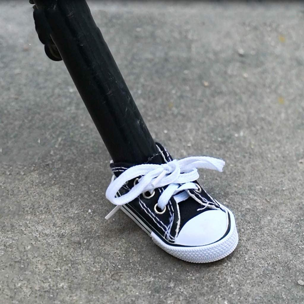 Dasongff Motorrad-Seitenst/änder Pad Seitenst/änder Motorrad Fahrrad Unterlage Schuh Motorcycle Bicycle Foot Support Small Shoes Electric Car Tripod Sch/ön Segeltuchschuhe Dekoration
