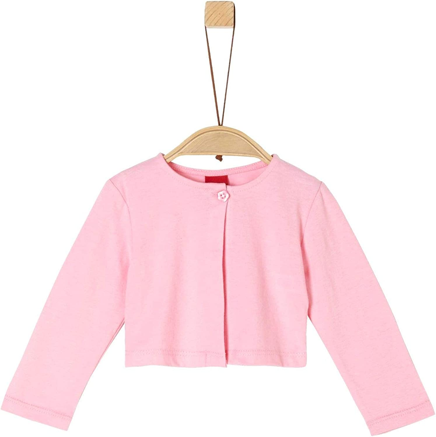 NAME IT Baby-M/ädchen Nbfhesine Ls Short Knit Card Strickjacke