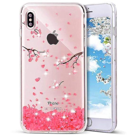 iphone xs plus clear case
