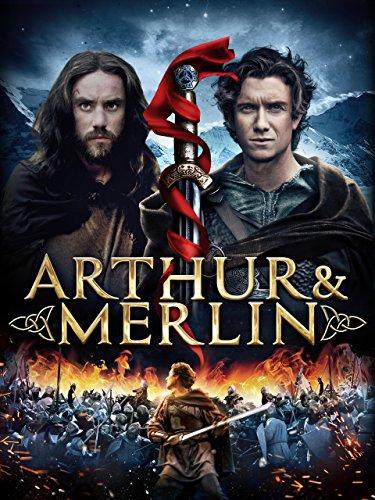 Arthur & Merlin (King Arthur Legend Of The Sword Merlin)