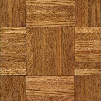 Urethane Parquet 12 Solid Oak Flooring In Honey Wood Floor