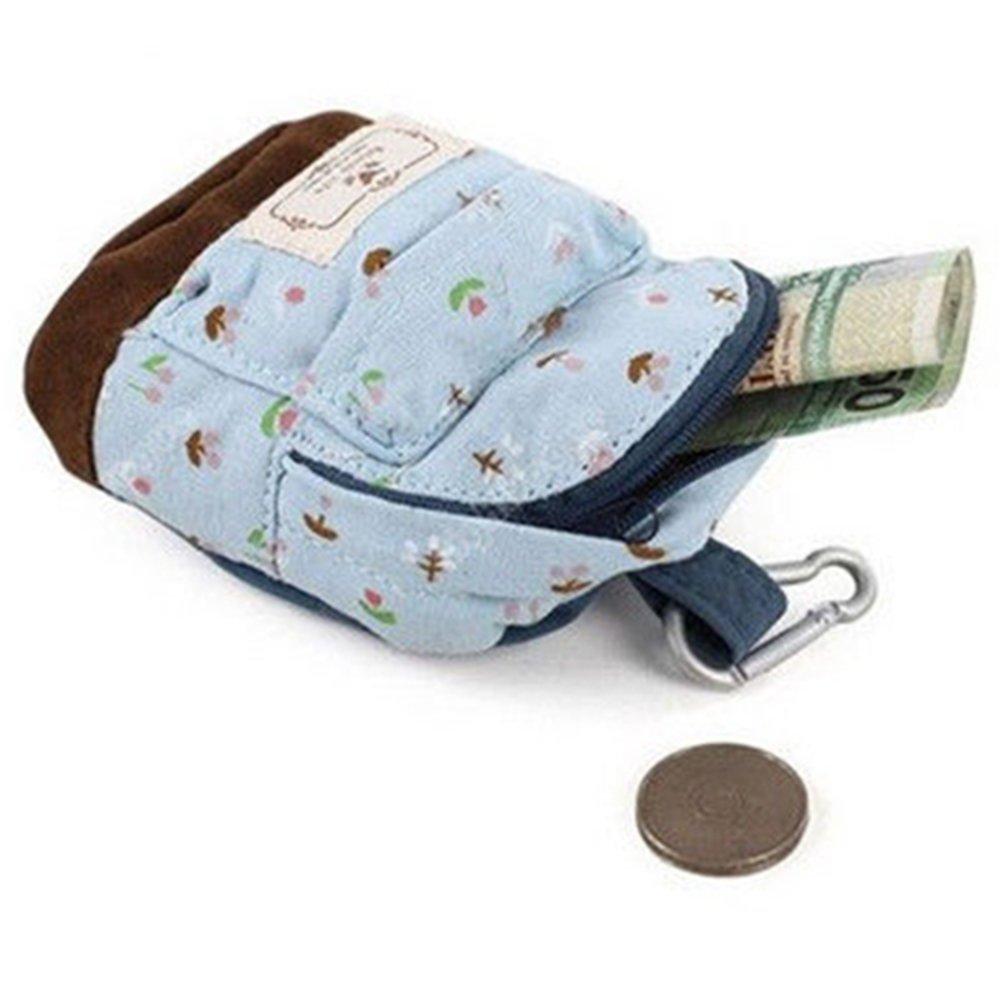 Amazon.com: Polytree - Mini mochila de lona para mujer con ...