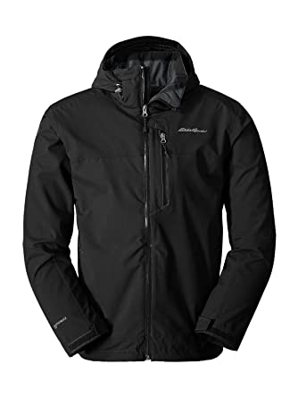 50f6c2453cf5e Eddie Bauer Men's All-Mountain Shell Jacket at Amazon Men's Clothing ...