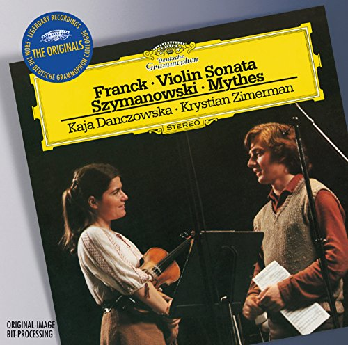 Franck: Violin Sonata / Szymanowski: Mythes a.o.
