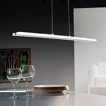 LIUSUN LIULU Modernes Büro LED Pendelleuchte,Acrylic Hängelampe,38W Led  Kronleuchter Für Küchen