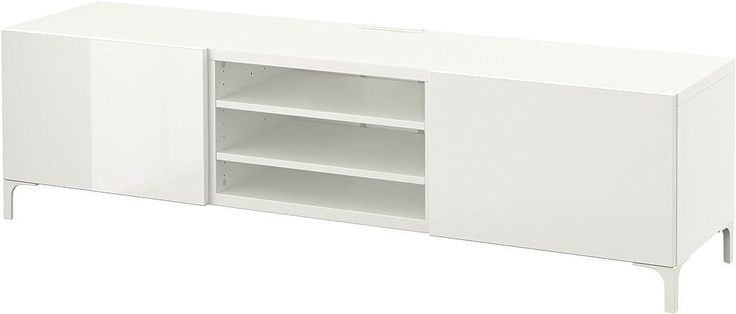 Zigzag Trading Ltd IKEA BESTA - Mueble TV con cajones Blanco ...