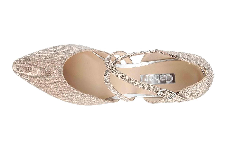 Gabor Fashion Pumps in Übergrößen Rosa 21.363.64 große