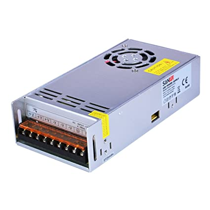 SMPS 12V DC Switching Power Supply 400W 30A Constant Voltage Single ...