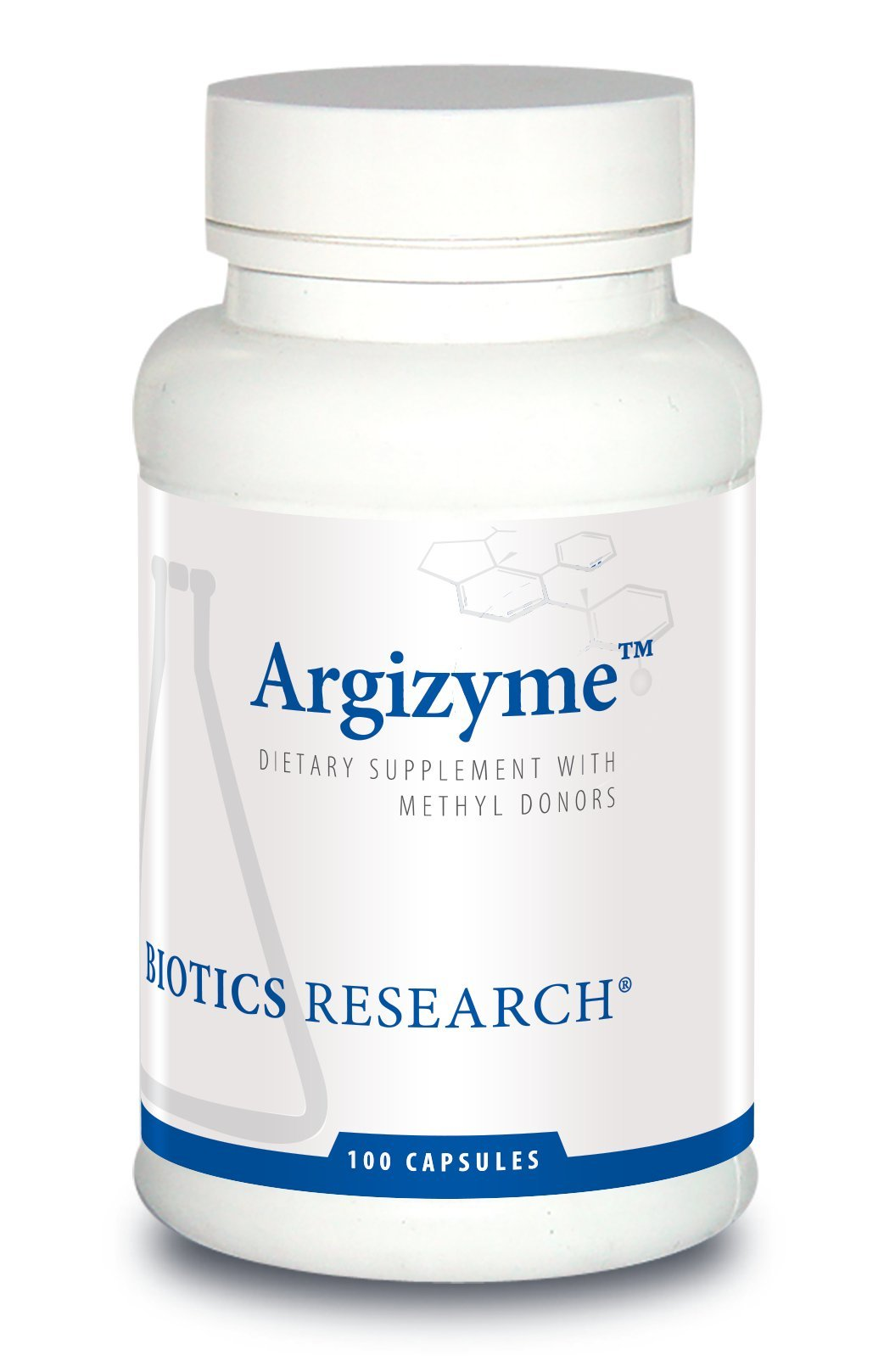 Biotics Research ArgizymeTM- Nutritional Support for Healthy Kidneys, Amino Acids, Glandular Support, Urinary Tract Health, Beet Powder, Methyl Donor. 100 Capsules by BIOTICS