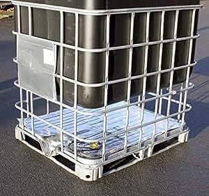 IBC Alfombra calentadora para 1000L/lluvia de contenedor IBC Reservorio de agua