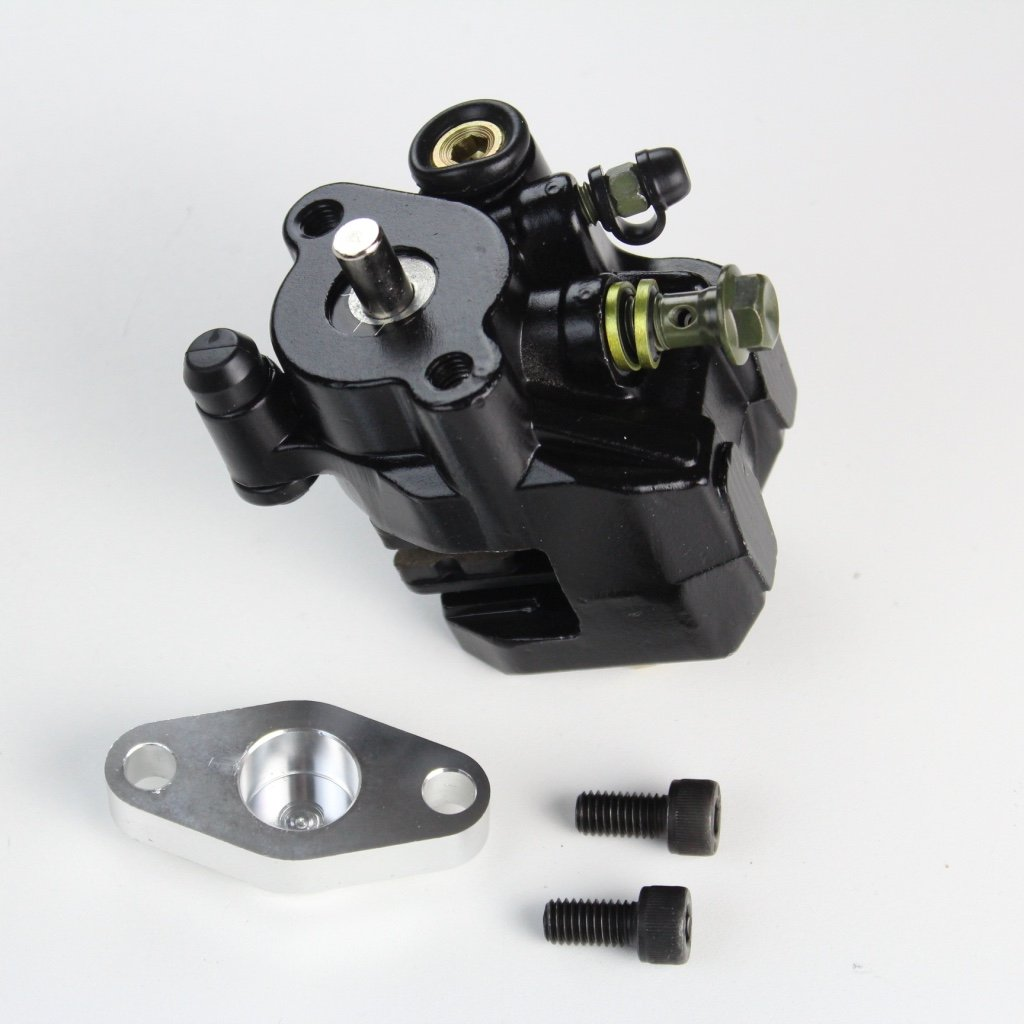 NICHE Rear Brake Caliper Assembly With Pads for Yamaha Warrior 350 1987-2004 Niche Industries