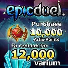 12,000 Varium Package: EpicDuel [Instant Access]
