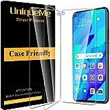 UniqueMe [3 Pack] Protector de Pantalla para Huawei Nova 5T / Honor 20, Vidrio Templado [ 9H Dureza ] [Sin Burbujas] HD Film Cristal Templado para Huawei Nova 5T / Honor 20