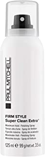 product image for Paul Mitchell Super Clean Extra Finishing Spray, 3.5 oz