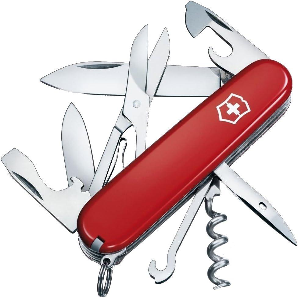Swiss Army Climber Knife