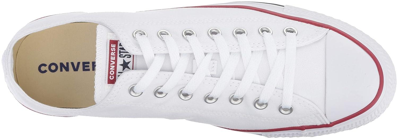 Converse All Unisex-Erwachsene All Converse Star Sneaker, Bianco (Weiß) 49b2c9