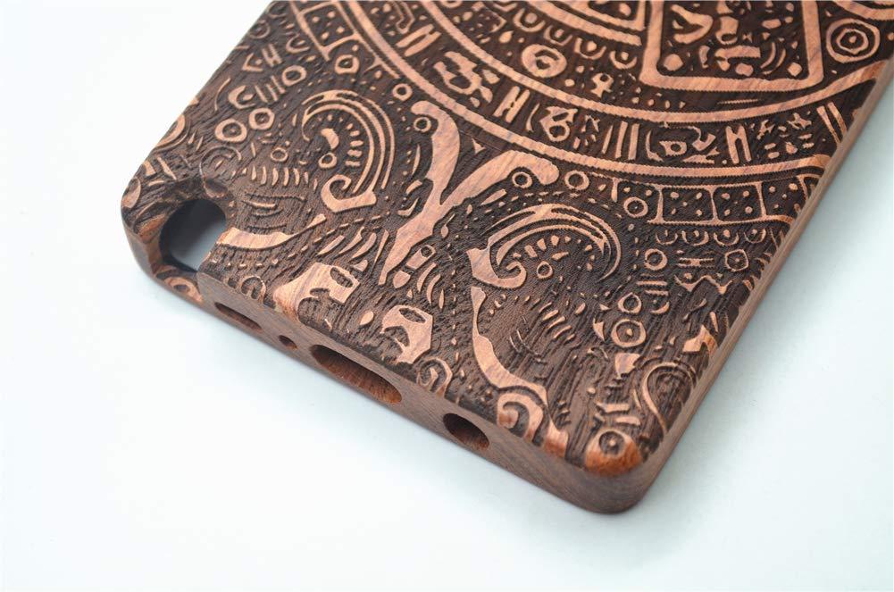 Amazon.com: VolksRose - Funda de madera para Samsung Galaxy ...