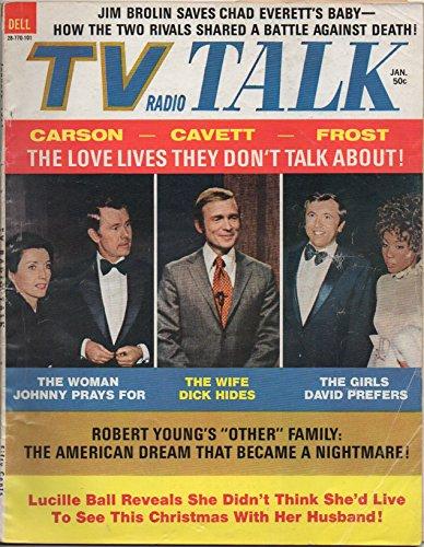 TV Radio Talk, vol. IV (4), no. 40 (January 1971): Burt Reynolds' Restless Search for Love; Jim Brolin vs. Chad Everett; Elaine Giftos; Fred Williamson; Lucille Ball; Johnny Carson; Angela Cartwright